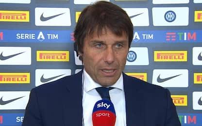 """Conte: """"Lo sport è meritocrazia, ma Uefa rifletta"""""""