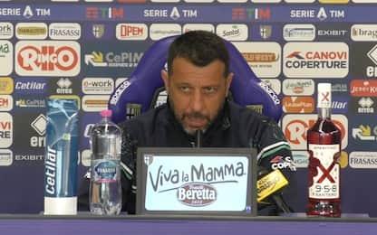 """D'Aversa: """"Non accetto dubbi su professionalità"""""""