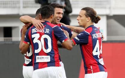 Spezia-Crotone 0-1 LIVE: gran gol di Djidji