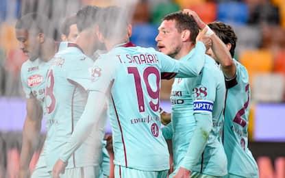 Toro, colpo salvezza: Belotti stende 1-0 l'Udinese