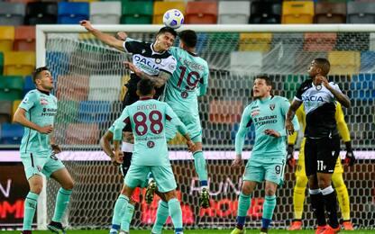 Udinese-Torino 0-0 LIVE: chance per Llorente