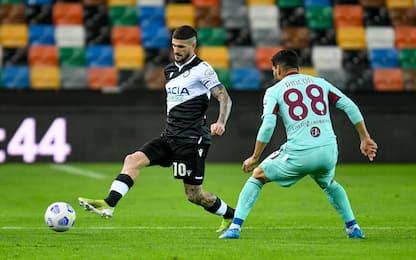 Udinese-Torino 0-0 LIVE: Molina si divora il gol