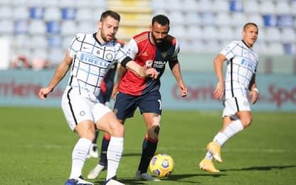 Inter Cagliari, dove vedere la partita in tv
