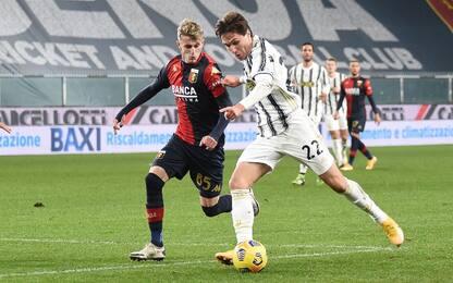Juventus-Genoa, dove vedere la partita in tv