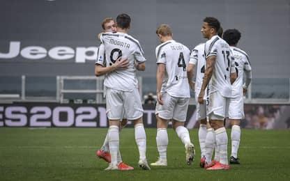 Juve-Genoa 2-0 LIVE: raddoppia Morata