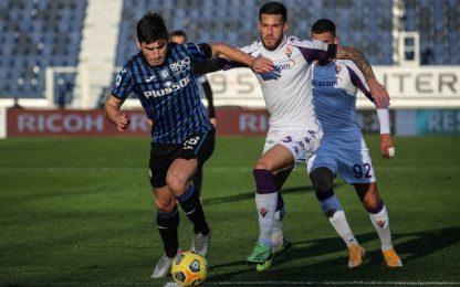 Fiorentina-Atalanta, le probabili: Muriel recupera