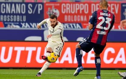 Roma-Bologna, le probabili: Mayoral contro Palacio