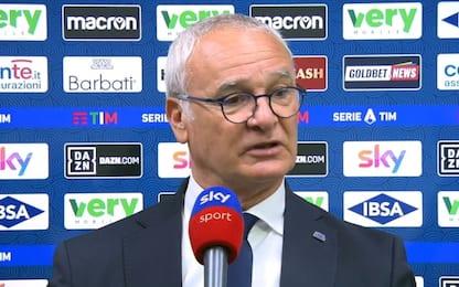 """Ranieri: """"Futuro? Ho ancora voglia di divertirmi"""""""