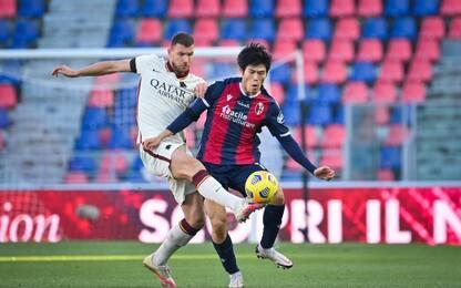 Roma-Bologna, dove vedere la partita in tv
