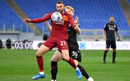 Roma-Bologna 0-0 LIVE, Mirante salva su Soriano