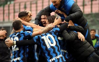 La forza dell'Inter è nella rosa: sono tutti utili