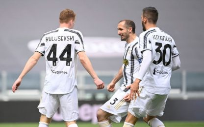 Dagli errori al gol, lo strano anno di Kulusevski