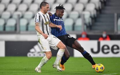 """Zapata """"stress test"""" per la difesa della Juve"""