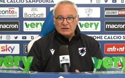 "Ranieri: ""Alla Samp sto bene, incontrerò Ferrero"""