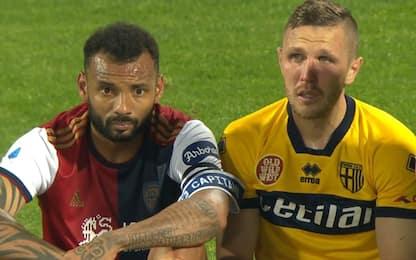 Il Parma perde al 94', Joao Pedro consola Kurtic