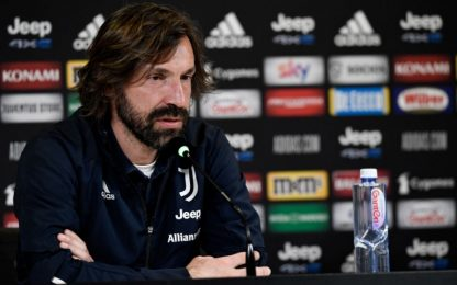 "Pirlo dà 3 nomi: ""Giocano CR7, Buffon e Dybala"""