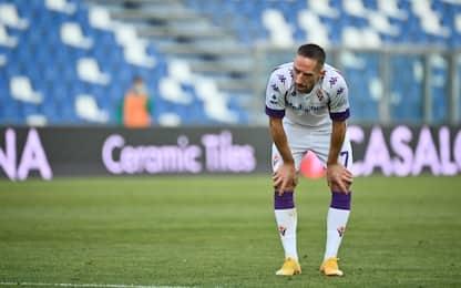 Fiorentina ancora ko, squadra in ritiro da domani
