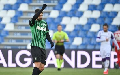 Sassuolo-Fiorentina 3-1 LIVE: tris di Maxime Lopez
