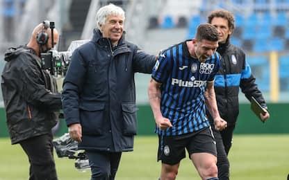 """Gasperini: """"Ora anche la Juve può perdere con noi"""""""