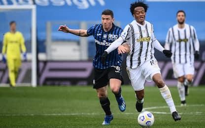 Malinovskyi gol, Juve sorpassata dall'Atalanta