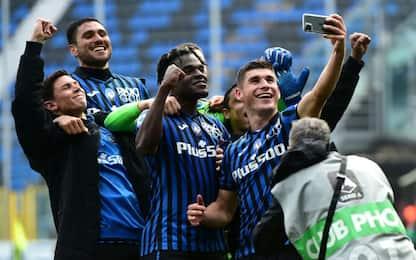 Vittoria e sorpasso, l'Atalanta piega 1-0 la Juve