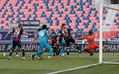 Bologna-Spezia 4-1 LIVE: doppietta di Svanberg