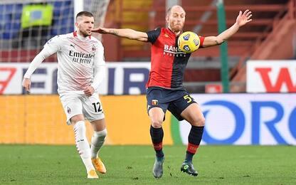 Milan-Genoa, dove vedere la partita in tv