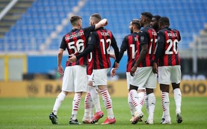 Milan-Genoa 2-1 LIVE: autogol di Scamacca