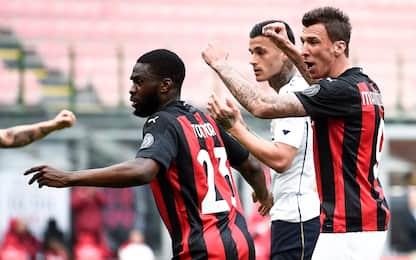 Il Milan torna a vincere a San Siro: Genoa ko 2-1