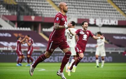 Toro, scatto salvezza: Roma sconfitta 3-1