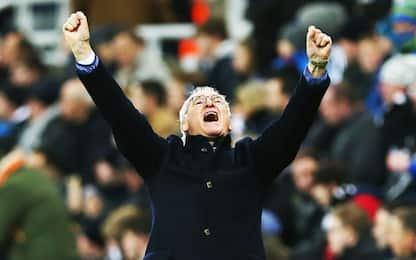 """Ranieri: """"Superlega? Ho pensato al mio Leicester"""""""