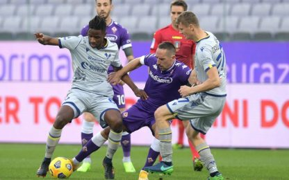Verona-Fiorentina, dove vedere la partita in tv