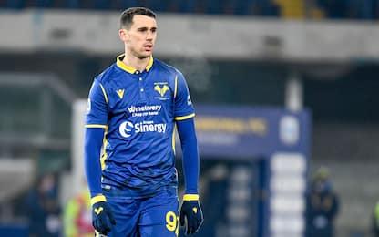 Verona-Fiorentina 0-0 LIVE: Lasagna sfiora il gol