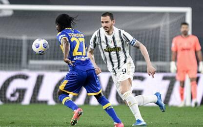 Juve-Parma 1-1 LIVE: gran gol di Alex Sandro
