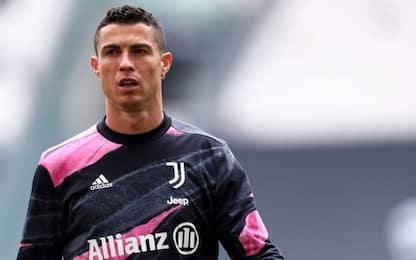 Juve-Parma LIVE: torna CR7, Buffon titolare