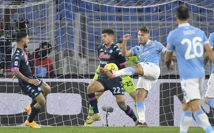 Napoli-Lazio, è duello Champions come nel 2015