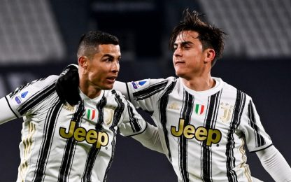 Dybala-CR7, Buffon titolare: probabili Juve-Parma