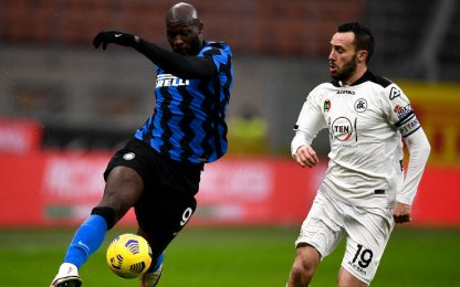 Spezia-Inter, dove vedere la partita in tv