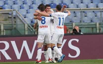 Roma-Atalanta 0-1 LIVE: sblocca Malinovskyi