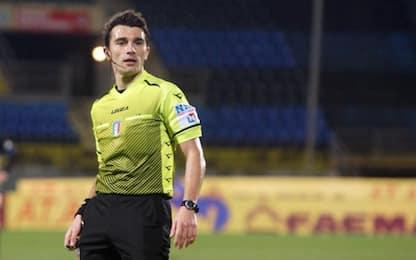 Crotone-Inter a Prontera: gli arbitri della 34^