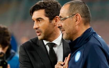 Roma-Fonseca, sarà addio: Sarri primo obiettivo
