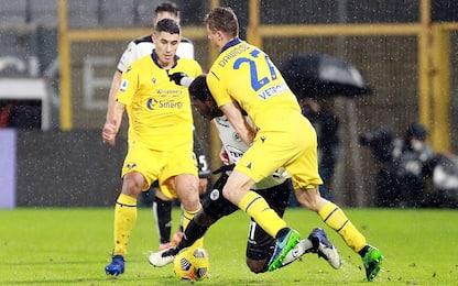 Verona-Spezia, dove vedere la partita in tv