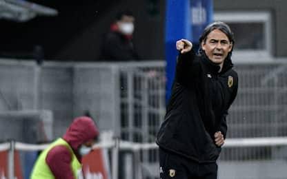 """Inzaghi: """"La salvezza è nelle nostre mani"""""""