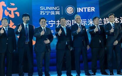 Suning e il Chinese dream: ma ora cosa succederà?