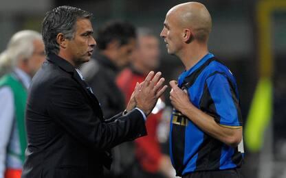"""Cambiasso: """"Mourinho a Roma per lasciare il segno"""""""