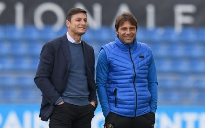 """Zanetti: """"I meriti di Conte vanno oltre scudetto"""""""