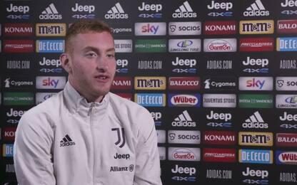 """Kulusevski: """"Mi aspettavo le difficoltà alla Juve"""""""