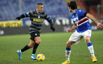 Inter-Sampdoria, dove vedere la partita in tv