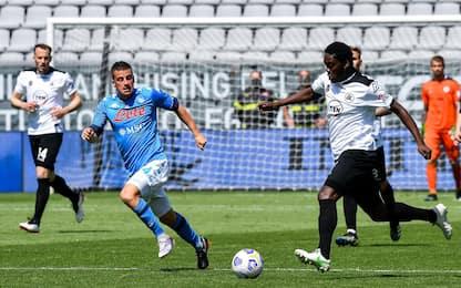 Spezia-Napoli 0-2 LIVE: raddoppia Osimhen