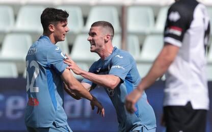 Diretta gol LIVE: Cagliari in vantaggio